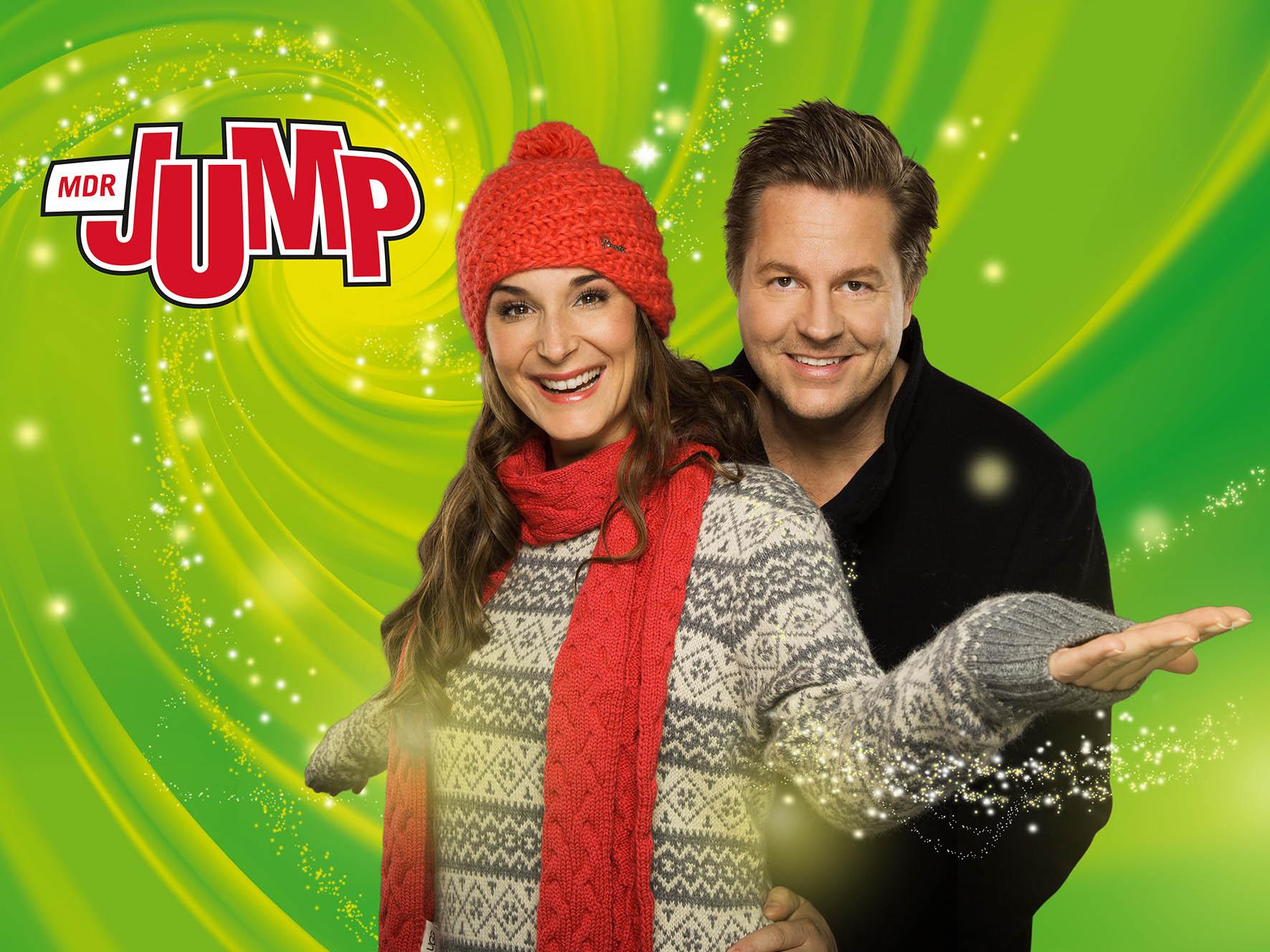 Die Radioshow MDR Jump live auf Schillers Weihnacht